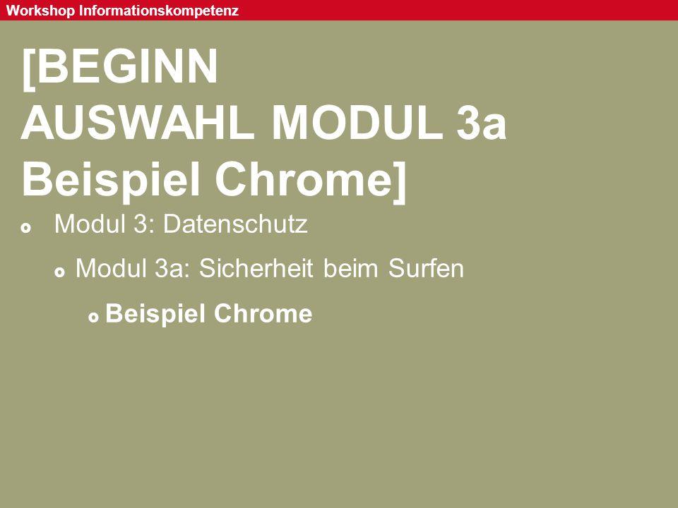 AUSWAHL MODUL 3a Beispiel Chrome]